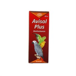 Biyoteknik Avisol Plus Multivitamin 20cc