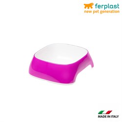 Ferplast Glam Small Violet Bowl Mama Kabı