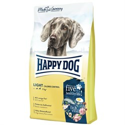 Happy Dog Fit Vital Light Calorie Control Köpek Maması 4 kg