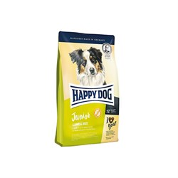 Happy Dog Junior Lamb Rice Glutensiz Yavru Köpek Maması 4 Kg