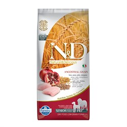 N&D Dog Low Senior Medium-Maxi 12 Kg