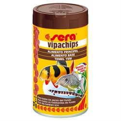 Sera Vipachips  Tablet 100 ml 37 gr